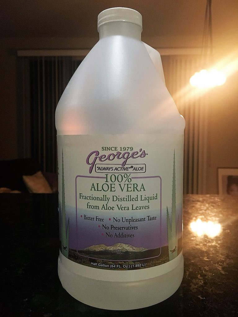 ADHD Superfoods Georges Aloe