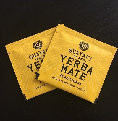 ADHD and Alcohol Alternative Yerba Mate