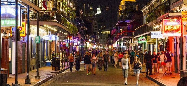 ADHD and Alcohol Drinking Socially Bourbon Street