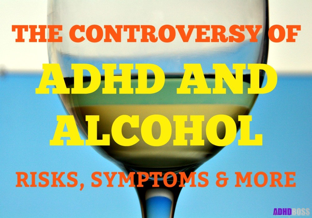 ADHD and Alcohol Featured Image