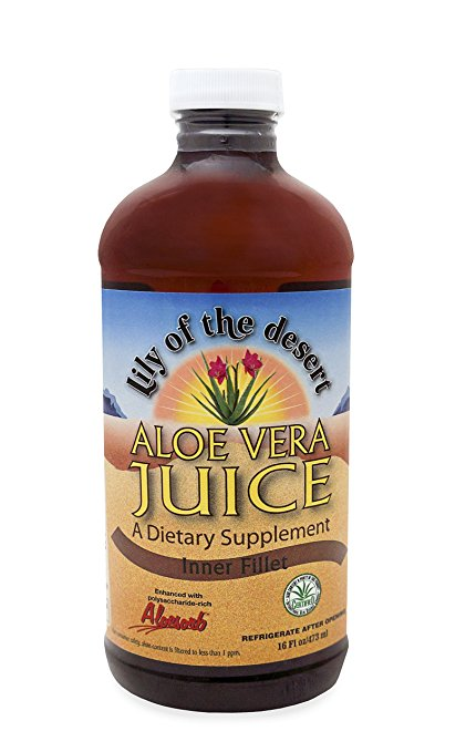 Fruits and Vegetables for ADHD Aloe Vera Juice