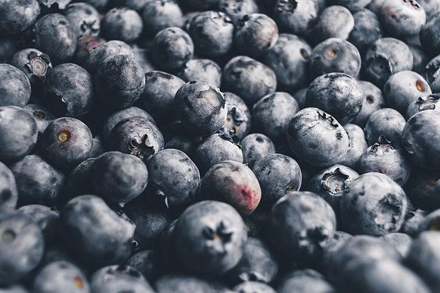 Fruits and Vegetables for ADHD Blueberries