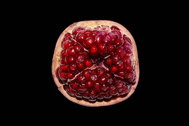 Fruits and Vegetables for ADHD Pomegranates
