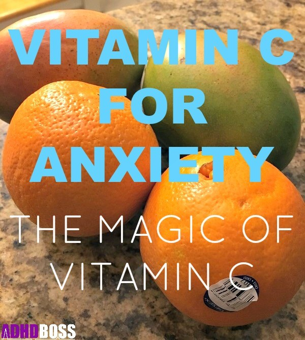 Vitamin C for Anxiety Featured Image