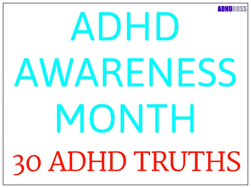ADHD Awareness Month Featured Image