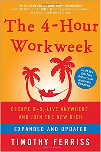 Best Books for People WIth ADHD The 4-Hour Workweek