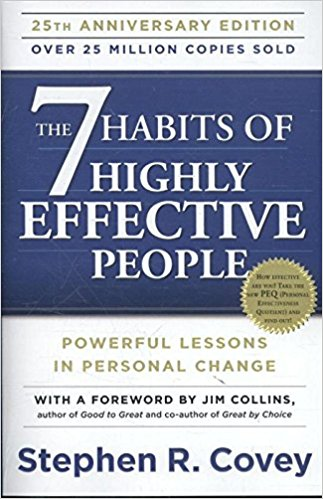 Best Books for People WIth ADHD The 7 Habits of Highly Effective People