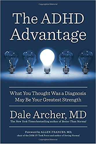 Best Books for People WIth ADHD The ADHD Advantage