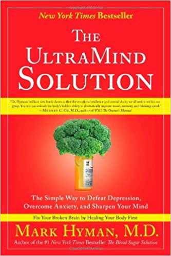 Best Books for People WIth ADHD The UltraMind Solution