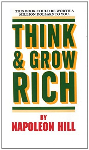 Best Books for People WIth ADHD Think and Grow Rich