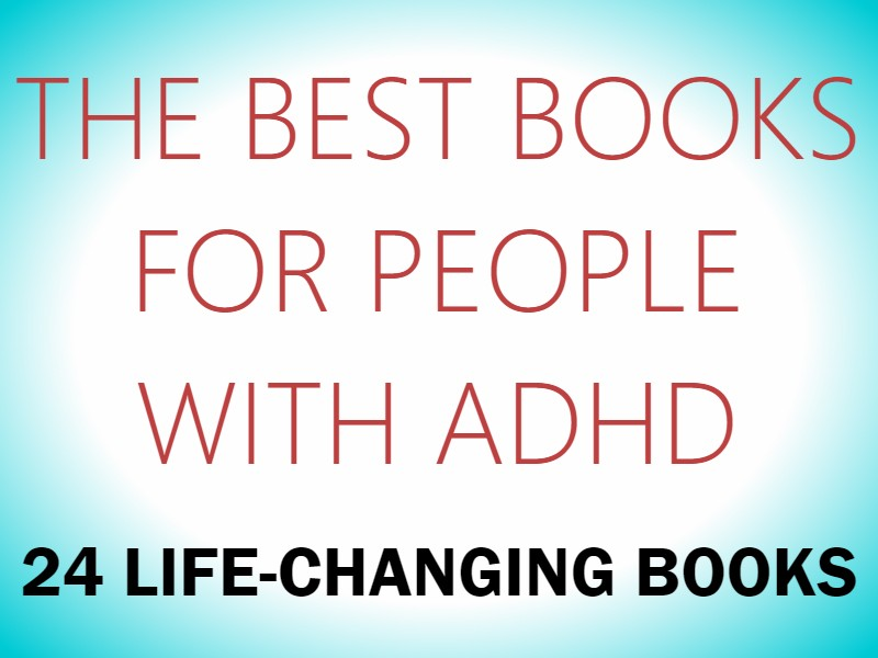 Best Books for People With ADHD Featured Image
