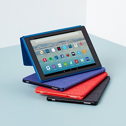 Holiday Buyers Guide for People With ADHD 2019 Edition Amazon Fire HD 10 Tablet