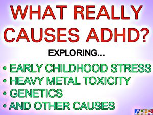 What Really Causes ADHD? Early Childhood Stress, Heavy Metal Toxicity, Genetics & More