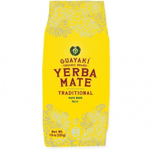 L-Theanine for ADHD Guyaki Yerba Mate Tea Bags