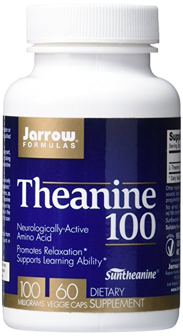 L-Theanine for ADHD Jarrow Formulas Theanine