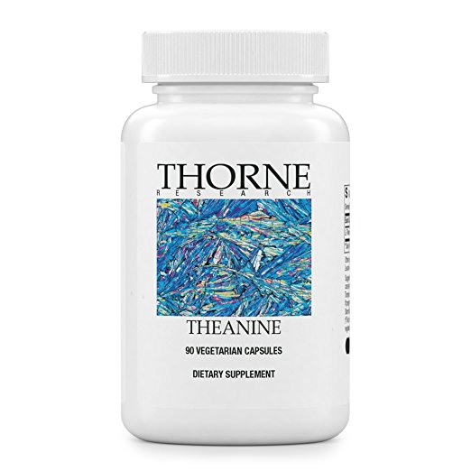 L-Theanine for ADHD Thorne Research Theanine