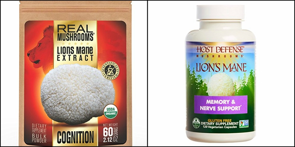 Real Mushrooms Lions Mane Extract Review VS Host Defense Comparison