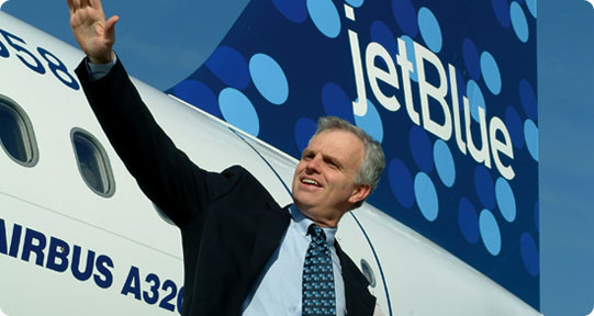 David Neeleman JetBlue ADHD